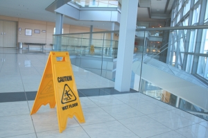Staff asked commercial cleaners for help cleaning the hospitals