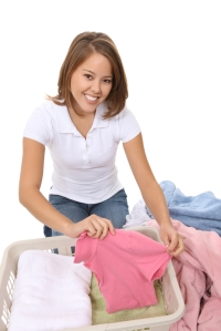 Use a domestic ironing service instead of dry cleaners